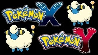 Mareep  - (Pokémon) - How to Catch Mareep - Pokemon X & Y