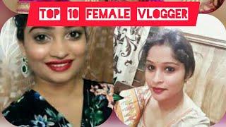 TOP 10 FEMALE YOUTUBER IN INDIA - 10