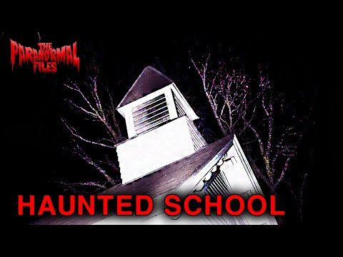 Is This The Most Haunted School In America?