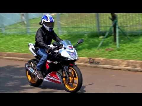 Test Ride dan First Impression Kawasaki Ninja RR Mono
