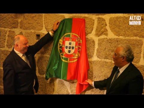Primeiro-ministro preside às comemorações do Dia de Ponte de Lima