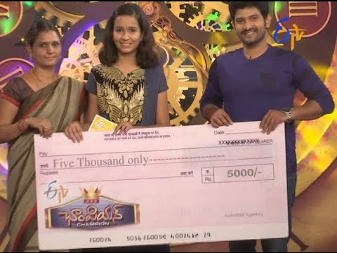Champion-2nd-April-2016-ఛాంపియన్-Full-Episode