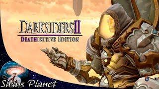 КАК ПРОЙТИ АРХОНТА (Решаем проблему вылета) ► Darksiders II Deathinitive Edition   слешер Action RPG