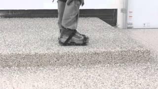 Garage Floor Coating Process - 5 Steps to A Beautiful Garage Floor