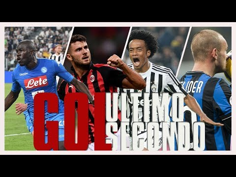 Zona Cesarini - Gol all'ultimo Secondo in Serie A #1