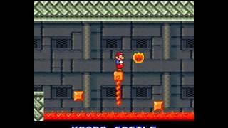 Super Mario Flash Walkthrough Part 4 - Bowser's Final Castle + Cheats