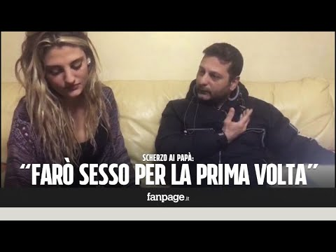 Guardare i video porno prima del marito