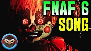"FNAF 6 SONG ""Lots of Fun"" by TryHardNinja [Five Nights at Freddy"