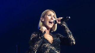 Celine Dion - All By Myself - Live In Quebec City - 21-9-2019