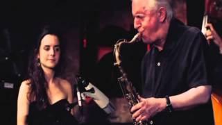 "Video thumbnail of ""Chega de saudade Andrea Motis Joan Chamorro Quintet & Scott Hamilton"""