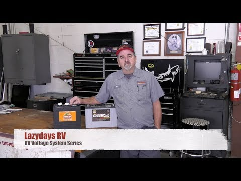 Lazydays RV Service: Voltage System Series Overview