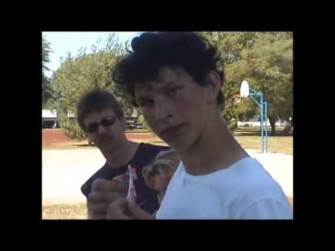 2003 Justin's Birthday, Willamalane Skate Park, Springfield OR