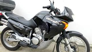 Honda Transalp 650cc 52CP AN2000