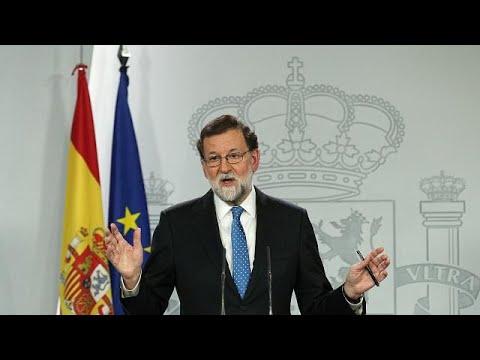 Μ.Ραχόι: «Θα κάνω μία προσπάθεια για να συνομιλήσω με τη νέα καταλανική κυβέρνηση»…
