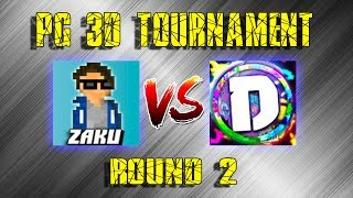 JustZaku VS ItzDrake  - (Pixel Gun 3D TOURNAMENT) Round 2