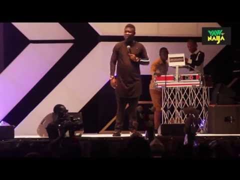 SEYI LAW TELLS HIS MUM NOT TO BE SILLY- @Seyilaw's Fast and Funny 2016.