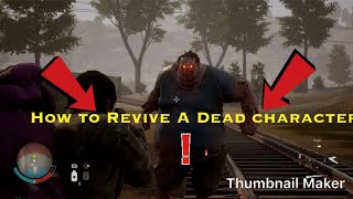 state of decay 2 revive dead character pc - TH-Clip