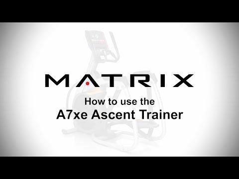 Matrix A7xe (92F) Ascent