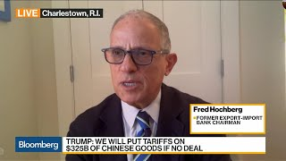 Trump's Tariffs Are Nothing More Than a Sales Tax, Former Ex-Im Bank Chair Says