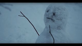 The Snowman   Horror Movie Scariest Moments[HD](2017)