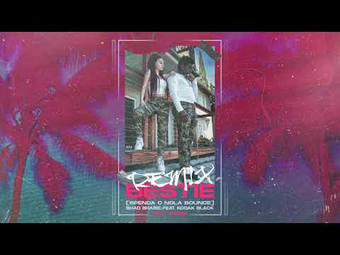 Bhad Bhabie - Bestie (feat. Kodak Black) [Spenda C Nola Remix] [Official Audio] | Danielle Bregoli