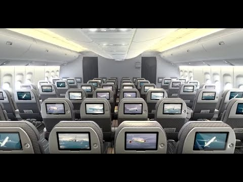 EVA AIRWAYS NEW PREMIUM ECONOMY CLASS | TAIPEI – BANGKOK | BOEING 777-300ER | FLIGHT REVIEW
