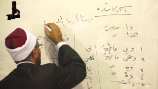 شرح كتاب قطر الندى وبل الصدى 23 | دكتور محمد حسن عثمان | قناة أزهر تى فى
