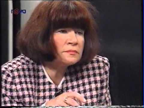 7 čili 7 dní Uršula Kluková + Jiří Dienstbier 1996