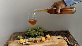 Homemade Italian PASSITO WINE - DESSERT WINE - RAISIN WINE