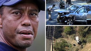 Police may seek blood sample from Tiger Woods to rule out intoxication in LA crash