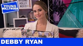 Debby Ryans First Kiss Story & Celeb Crush Revealed In Her Game Of Firsts!