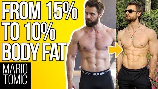 Going From 15% to 10% Body Fat (3 Shifts You MUST Make)