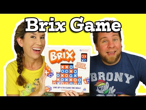 Brix Game By Blue Orange Games