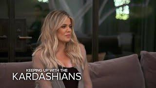 KUWTK | Khloé Kardashian Helps Mediate Between Kourtney & Kris Jenner | E! - Video Youtube
