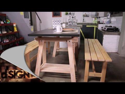 Video d'SIGN - Membuat Aksen Dekorasi Bertema Culinary