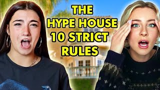 10 Strict Rules Tiktokers Have To Follow In The Hype House