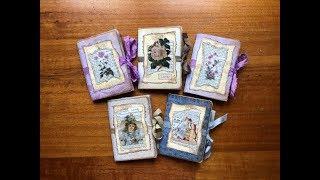 Paper Bag Junk Journals \ Treasure Books (Etsy Restock)