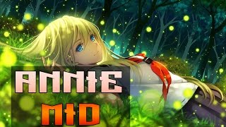 Annie MID | Rocker Annine | Surprise Combo | Build And Play | League Of Legend