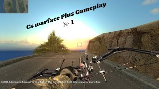 Cs Warface plus Gameplay №1