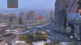Объект 140 VS Т 62 А испытание тараном