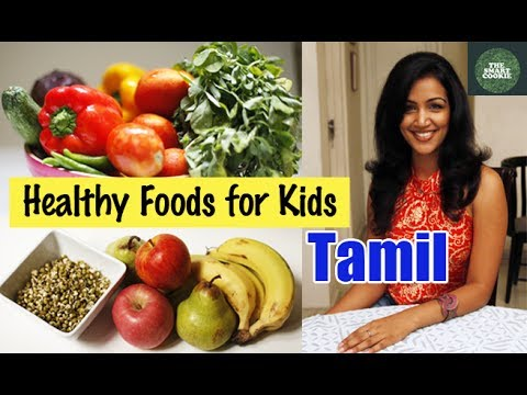 Healthy Lunch Idea for Children – Tamil