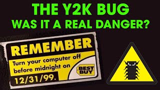 The Y2K Millennium Bug 20th Anniversary - Was It a Real Danger?