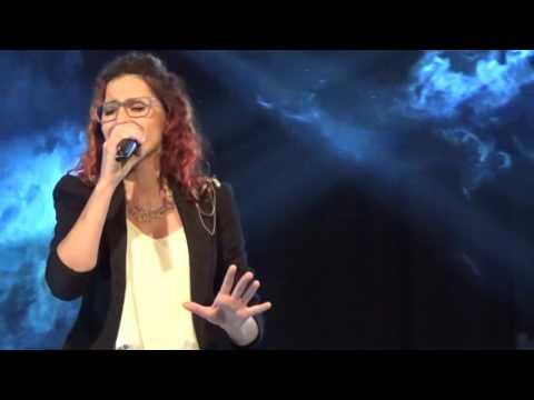 """Marilena Marsalona ad Alia Song.Canta """"La Cura"""" di F.Battiato"""