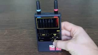 Protect 1207i Bug Detector Www.spygear007.com