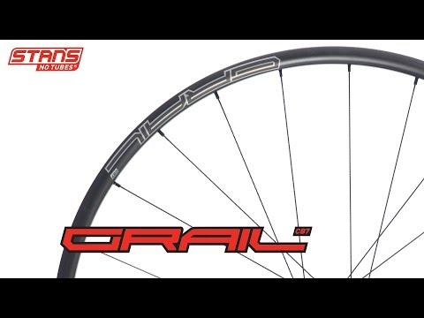 Stan's NoTubes Grail CB7 Wheelset