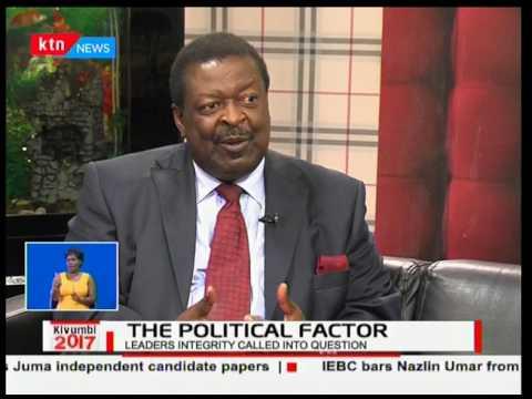 Musalia Mudavadi : We are not ethnic based opposition