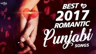 Romantic Rewind of 2017 (Video Jukebox) Love Mashup, New Superhit Punjabi Songs Of 2017, Saga Music