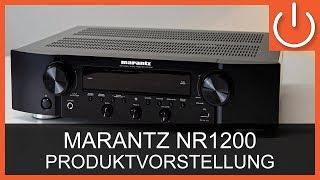 Marantz NR1200 Produktvorstellung - THOMAS ELECTRONIC ONLINE SHOP -