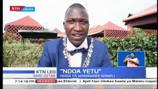 'Nimeoa wawili kuonyesha kwamba sina wengine nje' Mwanaume aoa wanawake wawili kwa wakati mmoja