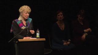 Gesine Schwan DiEM25 in Berlin launch